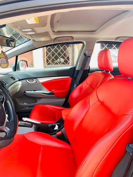 Honda Civic Inicial 200,000