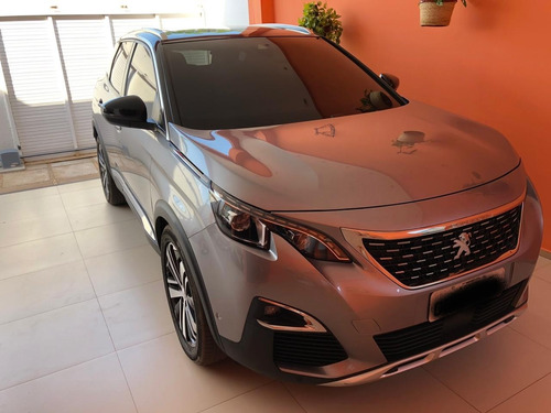 Peugeot 3008 Gp 2018/219 - Único Dono