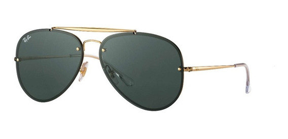 Ray-ban Blaze Aviator Original Rb3584n 9050/71