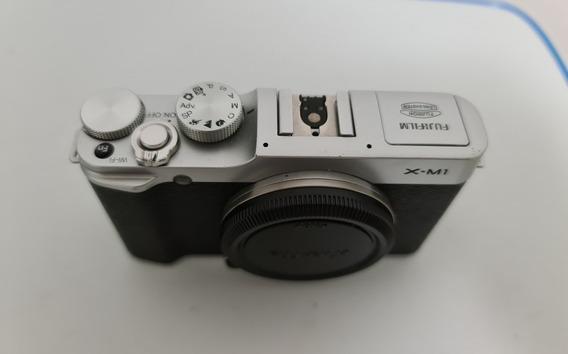 Câmera Fujifilm Xm1 Com Lente Fuji 35mm F2.