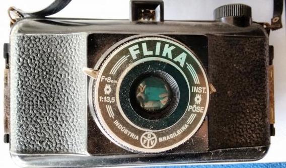 Máquina Fotográfica Flika