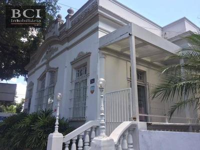 Casa Comercial Para Locação, Santo Amaro, Recife. - Ca0057