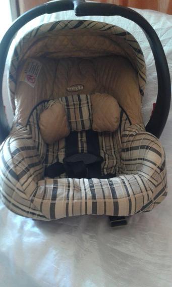 Porta Bebe Marca Evenflo Con Base Para Vehiculo