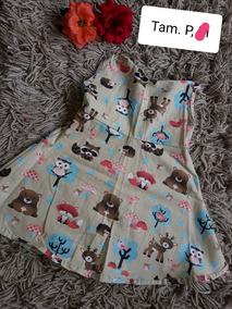 Kit 7 Vestidos Baby Menina Bebê Atacado