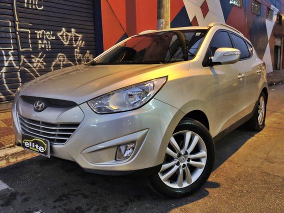 Hyundai Ix35 2.0 Automática Flex Completa Financia E Troca