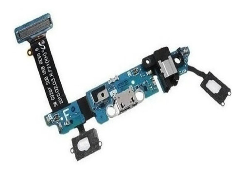 Flex De Carga Samsung S6 G920 Servicio Tecnico Garantia Nuev