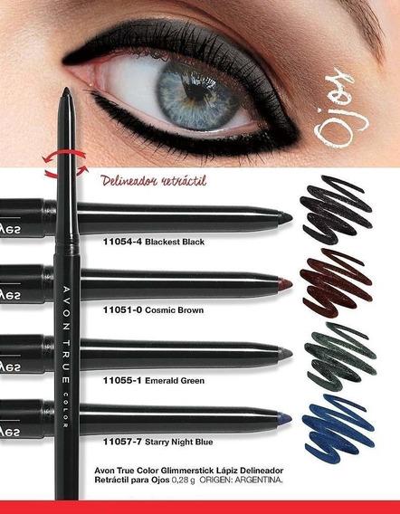 Avon True Delineador Retráctil Ojos/labios - 0,28 Gramos