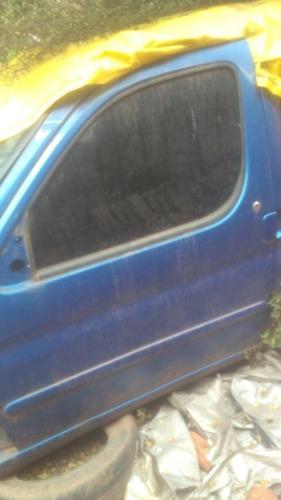 Imagem 1 de 2 de Vendo Par De Portas Citroen Berlingo