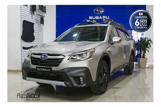 New Outback 2.4 Turbo 4x4 Automatica
