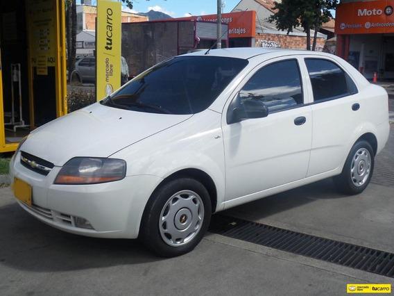 Chevrolet Aveo 1.6 Cc Mt