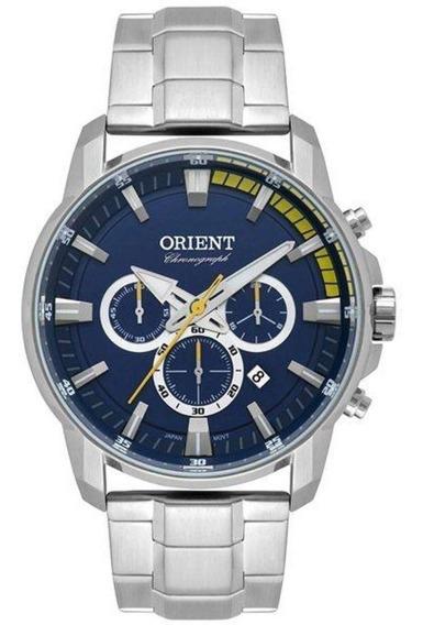 Relógio Orient Masculino Mbssc191 D1sx - Frete Grátis
