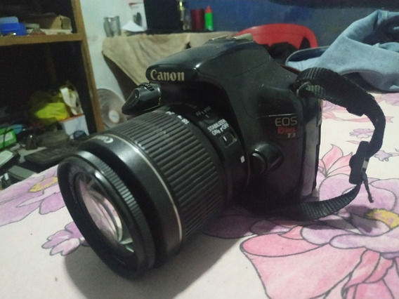 Câmera Fotográfica Canon Eos T3