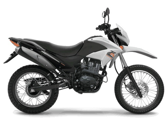 Zanella Zr 150 0km Enduro Moto Okm Cross