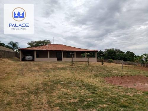 Imagem 1 de 18 de Chácara À Venda, 1500 M² Por R$ 450.000,00 - Zona Rural - Brodowski/sp - Ch0035