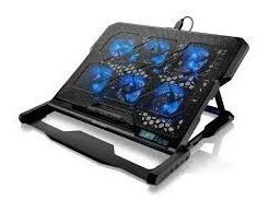 Cooler Base Notebook Multilaser Hexa Cooler Até 17´ Ac282