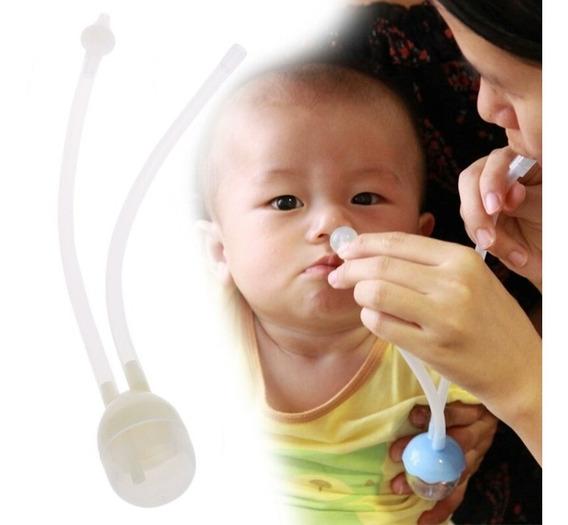 Aspirador Nasal Para Seu Bebe