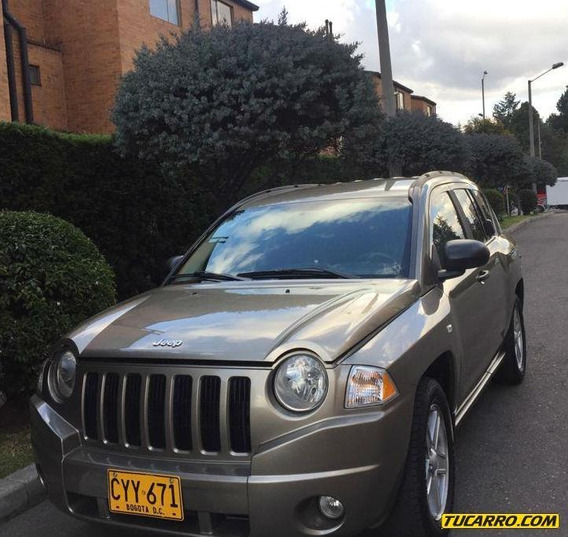 Jeep Compass At 2400cc Aa