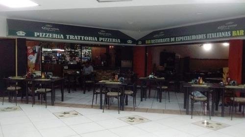 Traspaso Restaurante Italiano Galeria Plaza De Las Estrellas