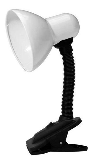 Luminária De Mesa Bivolt Tlm-05 E-27 Taschibra - Branco