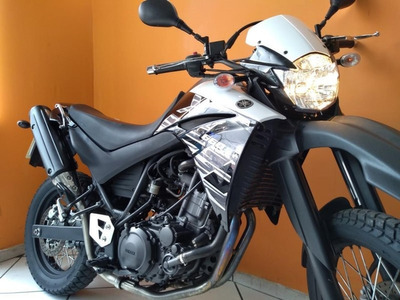 Honda Yamaha Xt 660r Rua
