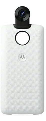 Imagen 1 de 3 de Moto 360 Cámara - Blanco