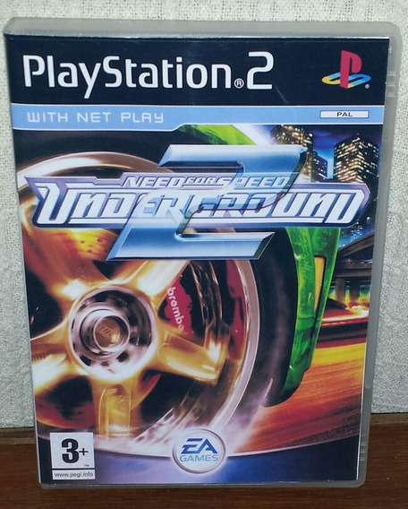 Need For Speed Underground 2 Patch Ps2