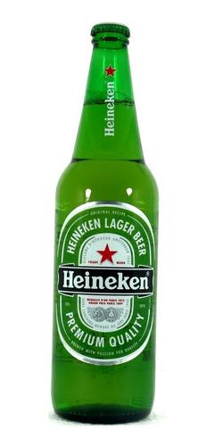 Imagen 1 de 2 de Cerveza Heineken Botella 330 Cc