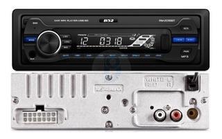 Estereo B52 Rm-2018 Usb Mp3 P/auto Bluetooth 208w