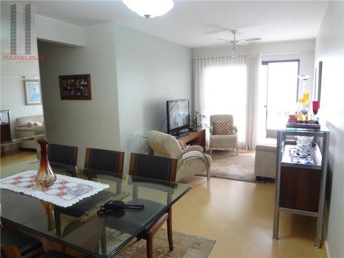 Apartamento Residencial À Venda, Alto Da Moóca, São Paulo. - Ap1226