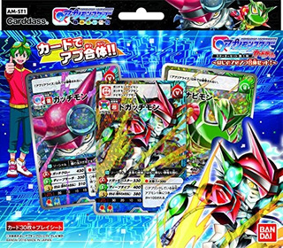 Juego De Cartas Digimon Monsters
