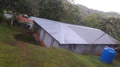 Vendo Casa Con Terreno En Villa Nueva