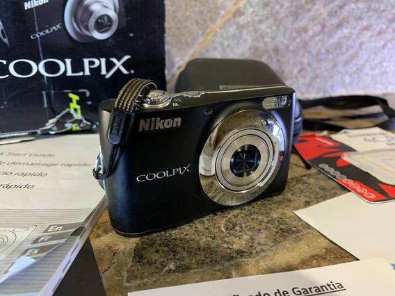 Câmera Nikon Coolpix L22