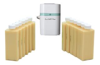 Clean + Easy Depilador Personal Portatil + 12 Refill Large