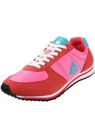 Zapatillas Le Coq Sportif Bolivar Nylon Lady Coral Local