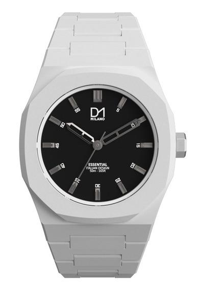Reloj Ultra Ligero Essential White D1 Milano