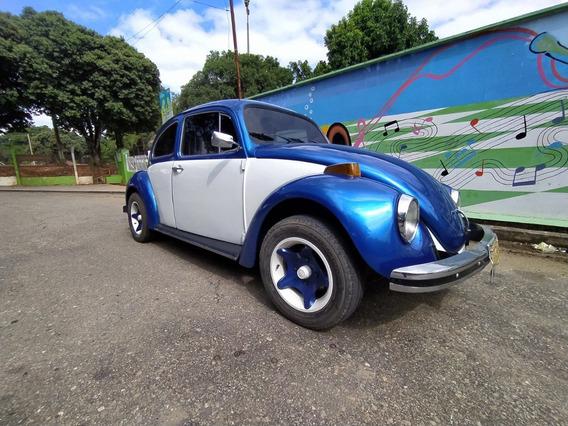 Volkswagen Escarabajo Restaurado Mod 61 Perfecto Estado