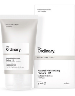 Natural Moisturizing Factors + Ha Crema Humectante