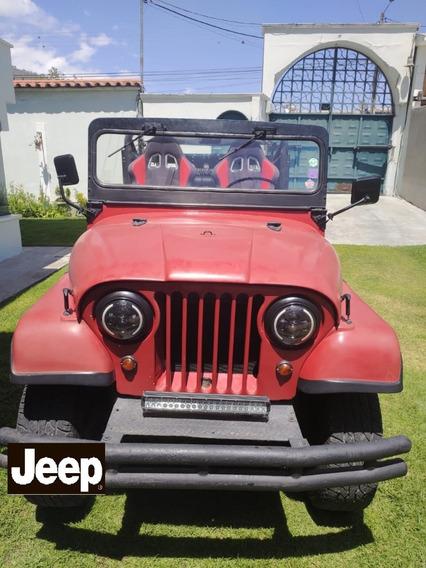 Se Vende Jeep Ford Fuerte Año 1980