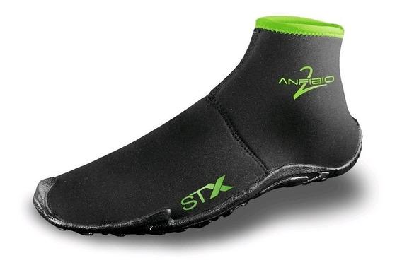 Zapatillas Náuticas Botita De Neoprene Stx Anfibio 2 Souttec