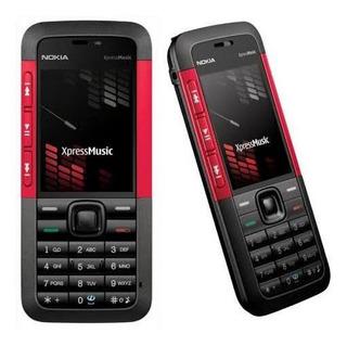 Nokia 5310 Novo Red Original & Desbl. Frete Gratis Envio Já
