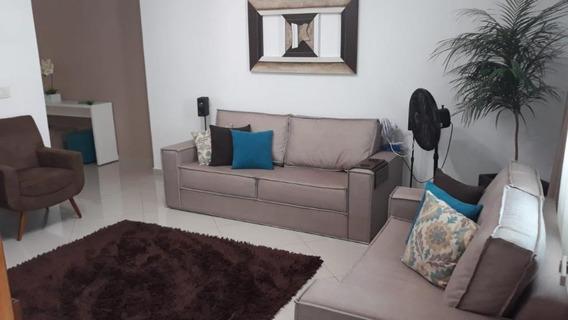 Casa Em Vila Belmiro, Santos/sp De 144m² 3 Quartos À Venda Por R$ 720.000,00 - Ca178683