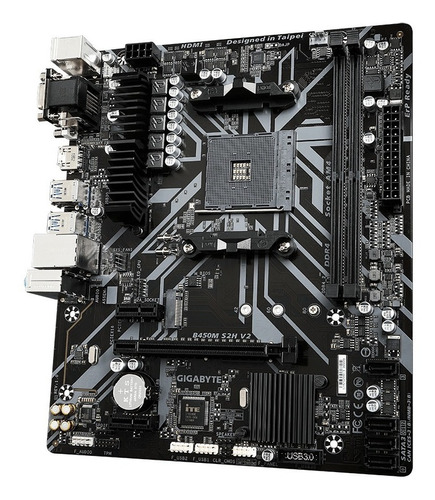 motherboard GIGABYTE B450M-S2H V2