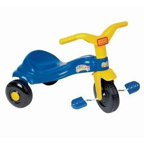 Brinquedo Infantil Motoquinha Tico Tico Azul