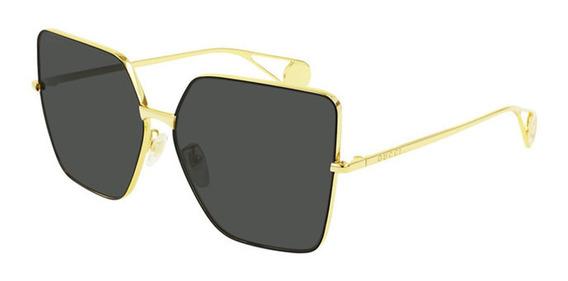 Gucci Gg0436s - Cor 004 - Óculos De Sol Gucci