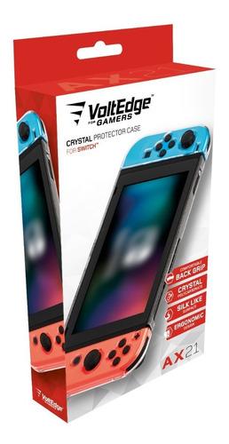 Funda Crystal Protectora Para Nintendo Switch