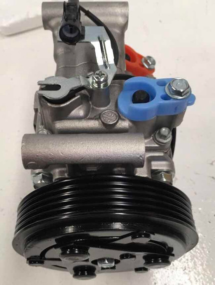 Compressor Do Ar Suzuki Sx4 2.0 16v