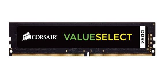 Memoria Ram Corsair Value Select 4gb Ddr4 2666 / 2400