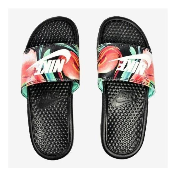 Ojotas Nike Mujer Benassi Envio Gratis 618919019
