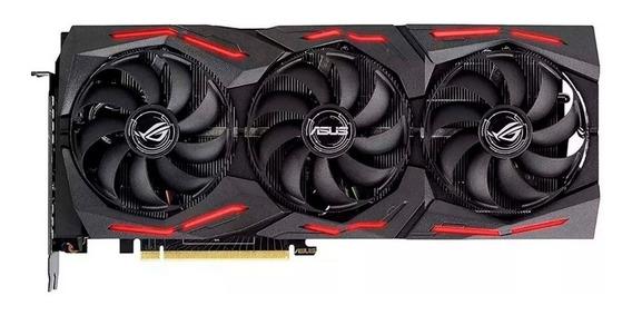 Placa de video Nvidia Asus GeForce RTX 20 Series RTX 2080 SUPER ROG-STRIX-RTX2080S-A8G-GAMING Advanced Edition 8GB