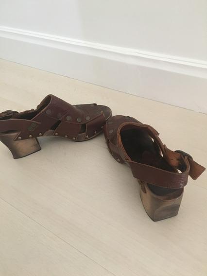 Zapatos Mishka Marrones